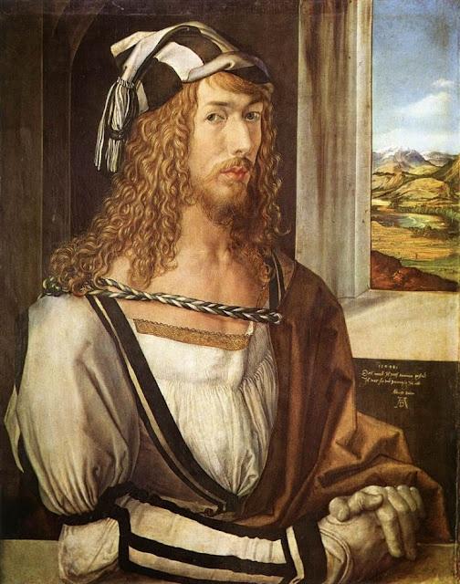 Mestres Da Pintura – ALBRECHT DÜRER